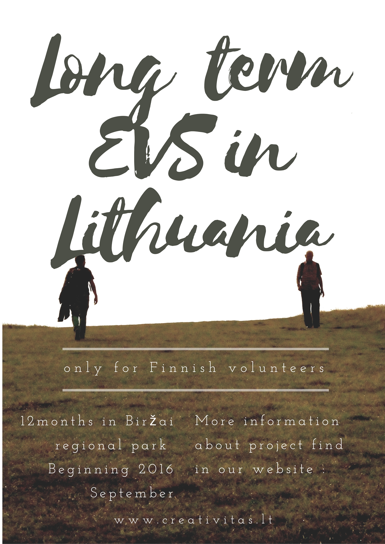 LONG TeRM EVS IN LITHUANIA